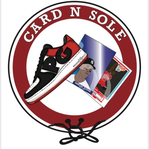 Cover art for podcast Sports Cards with Card N Sole