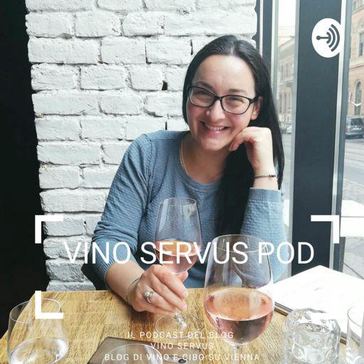 Cover art for podcast Vino Servus Pod