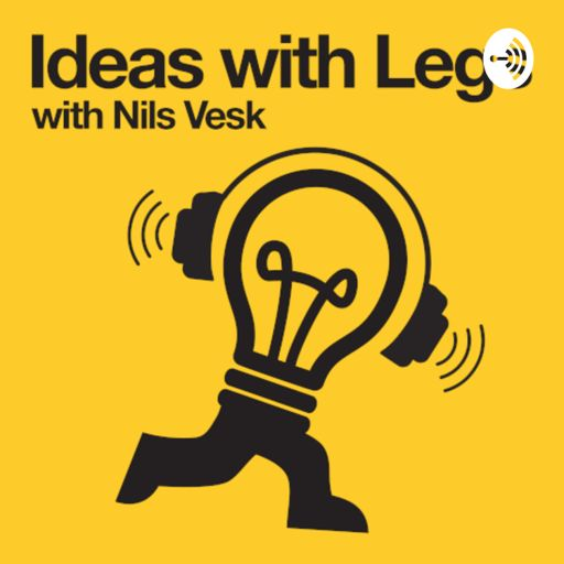 Cover art for podcast Ideas with Legs