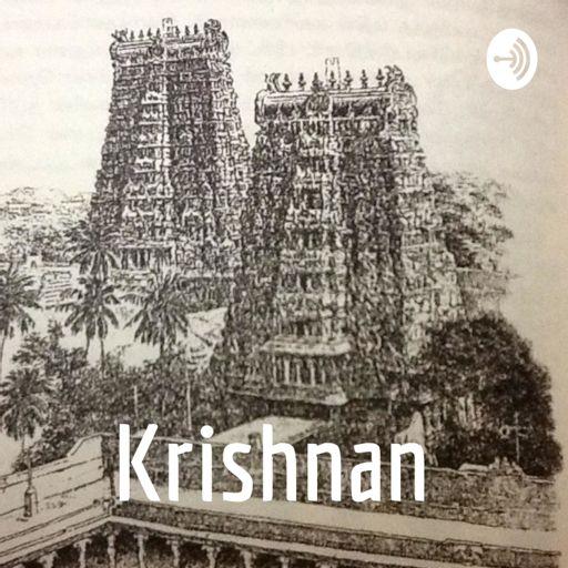 Cover art for podcast Krishnan