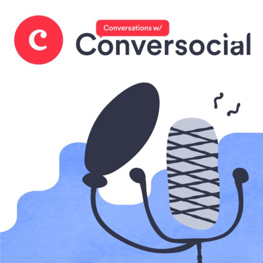 Cover art for podcast Conversations w/ Conversocial