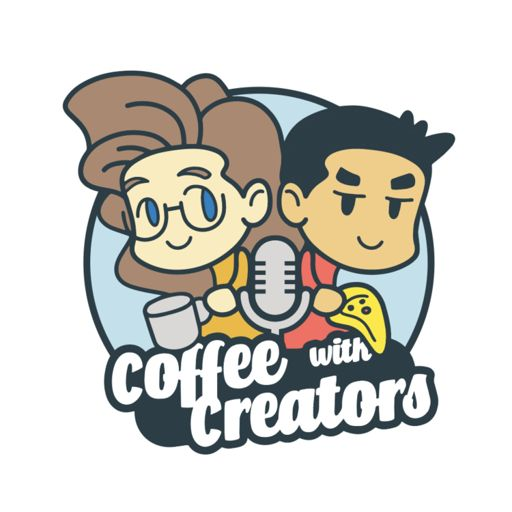 Cover art for podcast Coffee With Creators