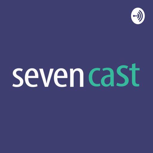 Cover art for podcast Seven Cast   Filmes e séries