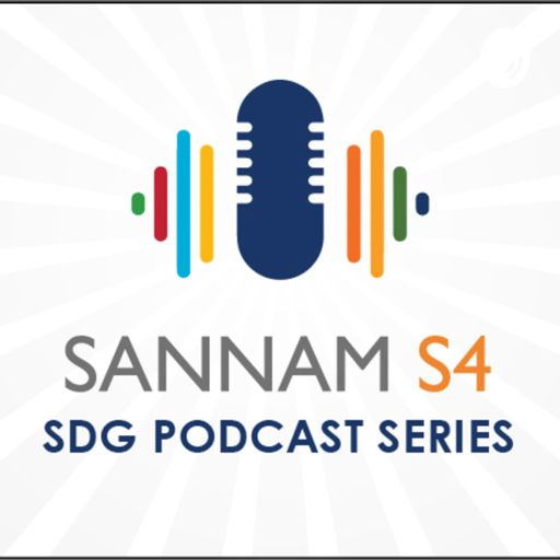 Cover art for podcast Sannam S4 SDG Podcast