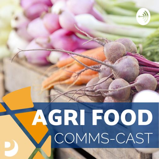 Cover art for podcast Agri Food Comms-Cast