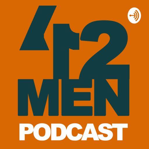 Cover art for podcast 4:12MEN Podcast