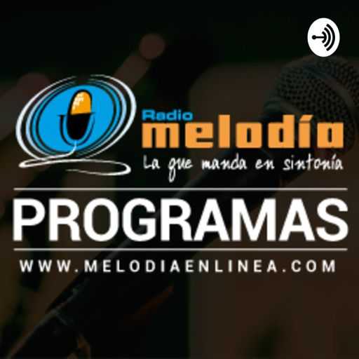 Cover art for podcast Programación Melodía