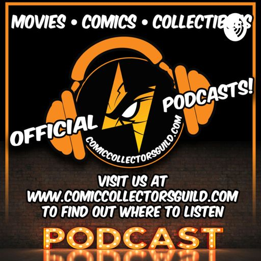 Cover art for podcast Comic Collectors Guild