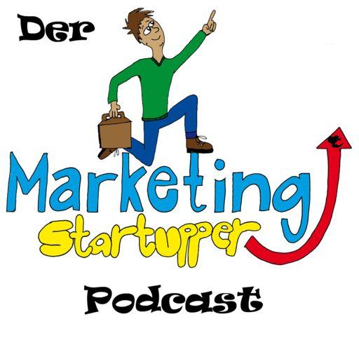 Cover art for podcast Der Marketing-Startupper Podcast