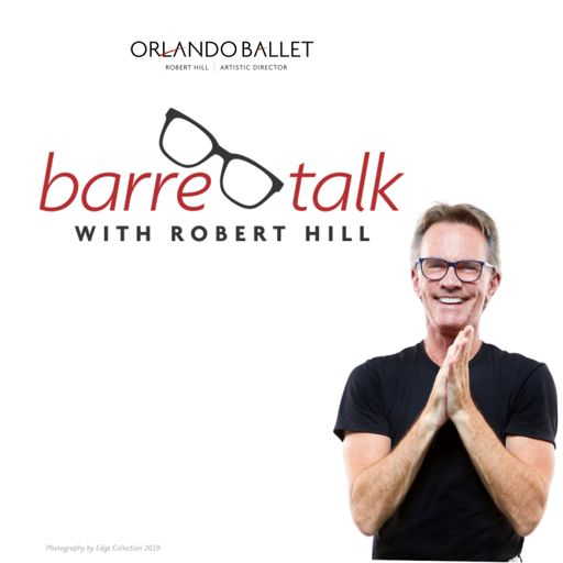Cover art for podcast Barre Talk with Robert Hill