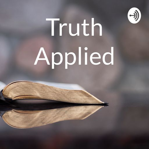 Cover art for podcast Truth Applied