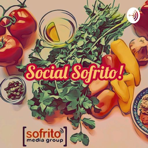 Cover art for podcast Social Sofrito!