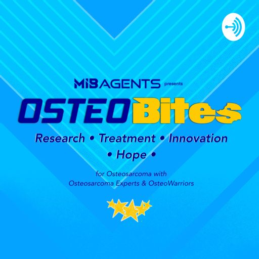 Cover art for podcast MIB Agents OsteoBites