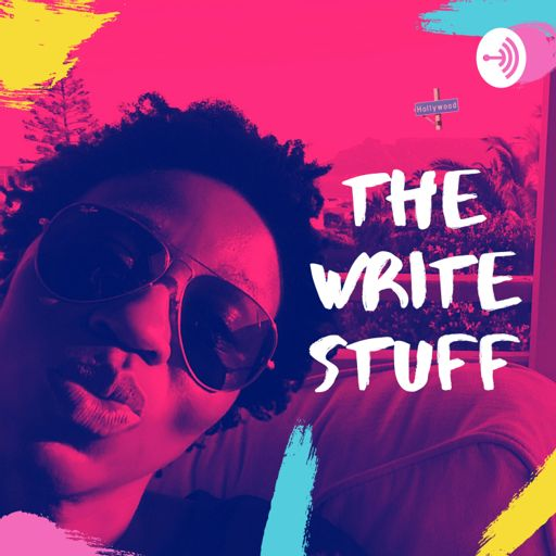 Cover art for podcast The Write Stuff