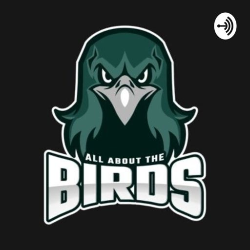 Cover art for podcast All About The Birds