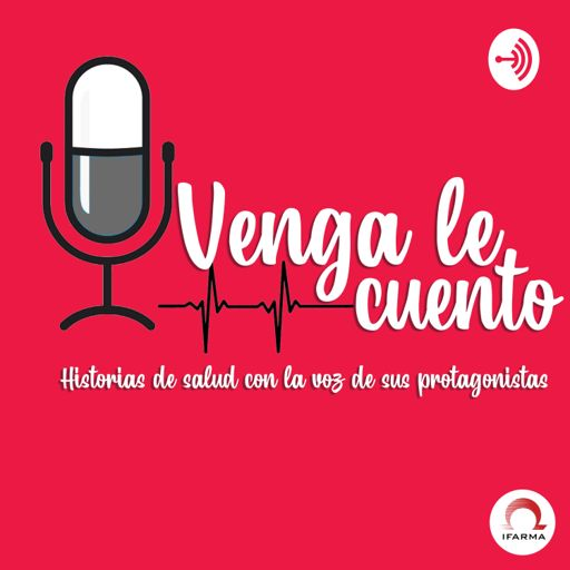 Cover art for podcast Venga le cuento.