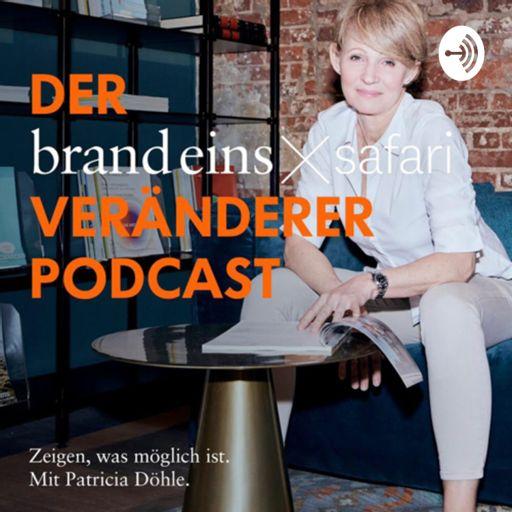 Cover art for podcast Der brand eins safari Veränderer-Podcast