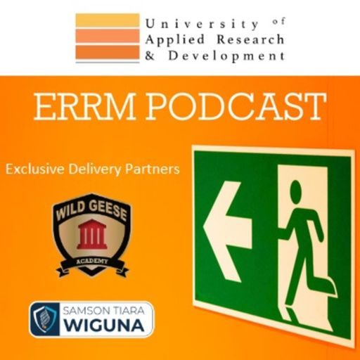 Cover art for podcast Emergency Response & Risk Management - University of Applied Research & Development