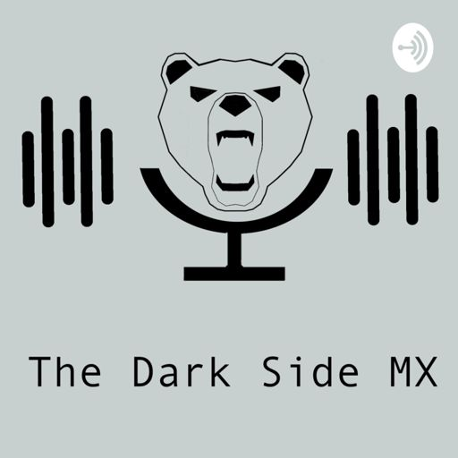 Cover art for podcast The Dark Side MX