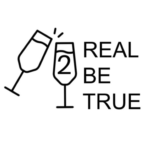 Cover art for podcast two real two be true