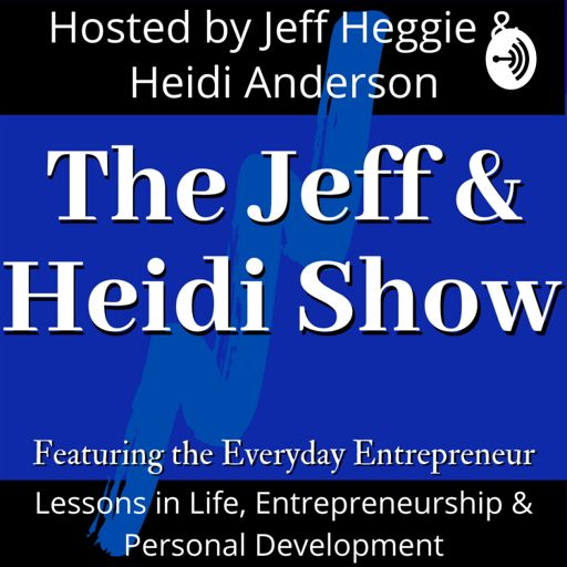 Cover art for podcast The Jeff & Heidi Show