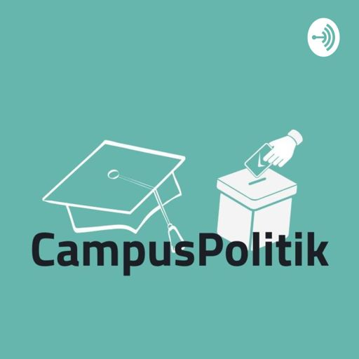 Cover art for podcast CampusPolitik