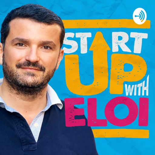 Cover art for podcast Startup With Eloi