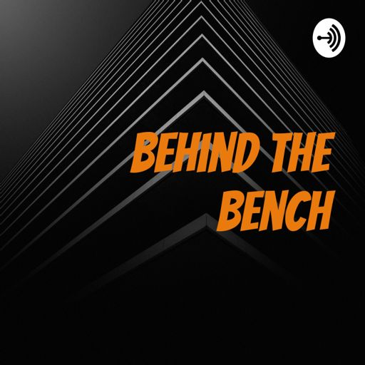 Cover art for podcast Behind the Bench - Der Löwen Podcast