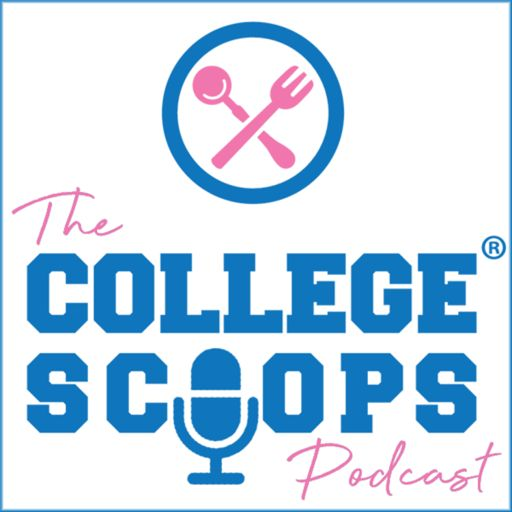 Cover art for podcast E1 - College Scoops