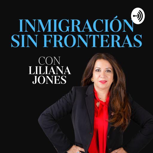 Cover art for podcast Inmigración sin fronteras