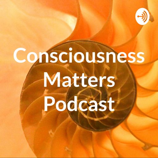Cover art for podcast Consciousness Matters Podcast