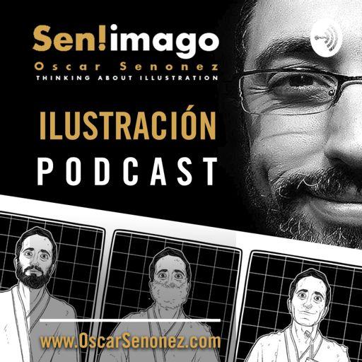 Cover art for podcast Sen! imago ILUSTRACIÓN PODCAST