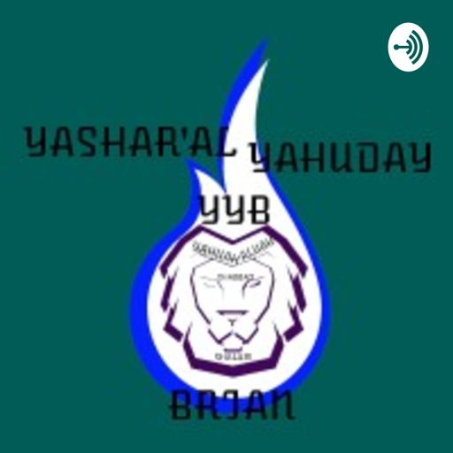 Cover art for podcast YASHAR'AL YAHUDAH BRIAN