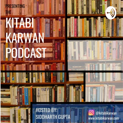 Cover art for podcast Kitabi Karwan