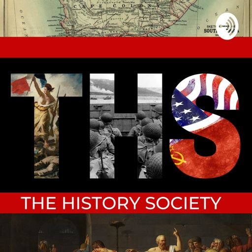 Cover art for podcast The History Society