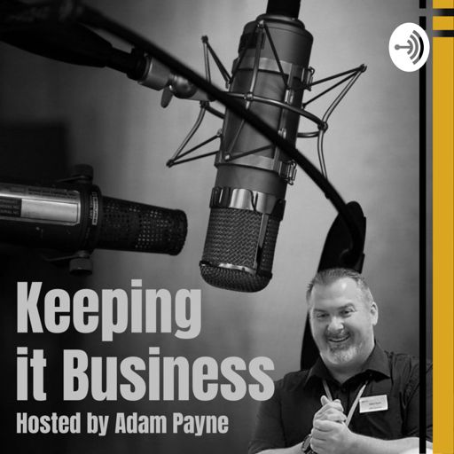 Cover art for podcast Keeping it Business