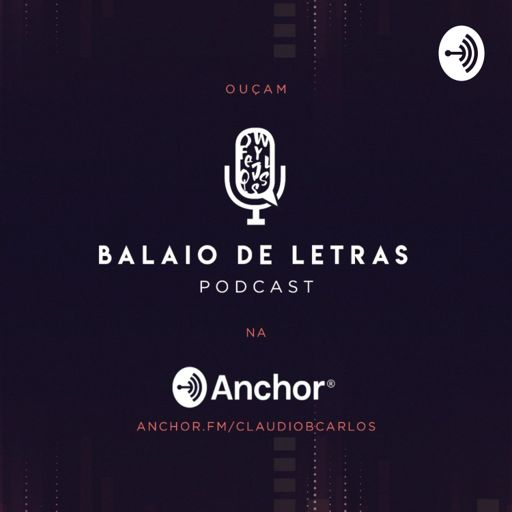 Cover art for podcast BALAIO DE LETRAS