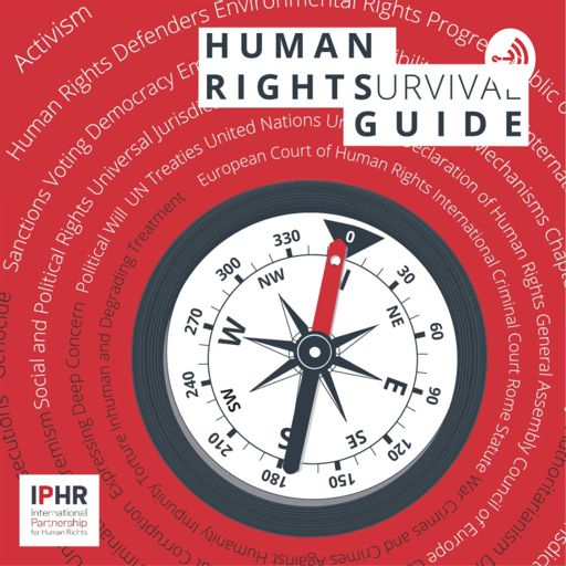 Cover art for podcast Human Rights Survival Guide
