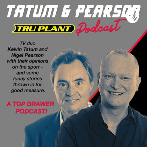 Cover art for podcast Tatum & Pearson