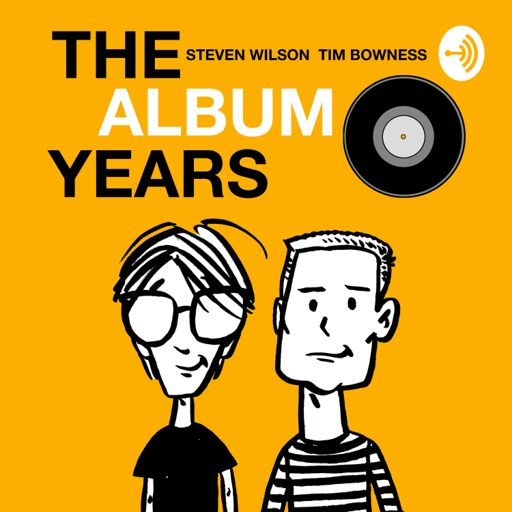 Cover art for podcast The Album Years