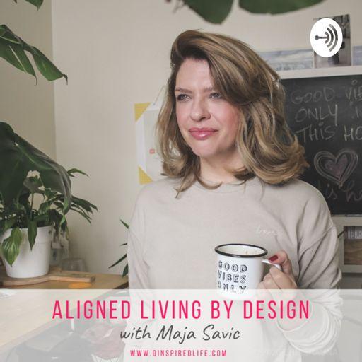 Cover art for podcast Aligned Living by Design