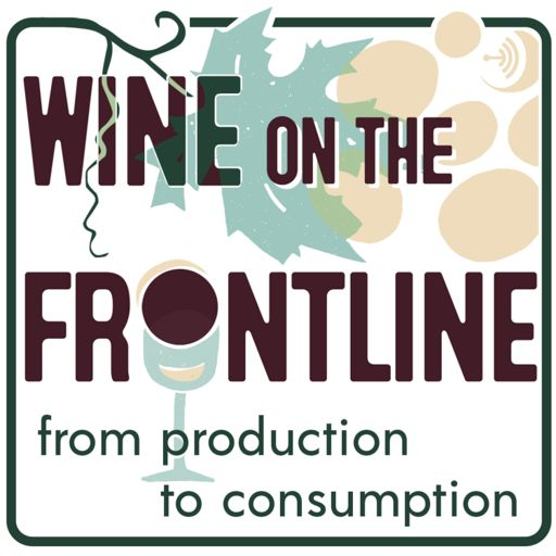 Cover art for podcast Secret Sommelier - Wine On The Frontline