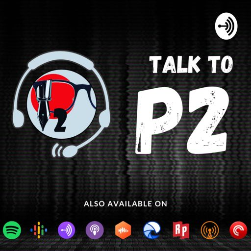 Cover art for podcast Talk to P2