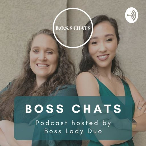 Cover art for podcast B.O.S.S Chats