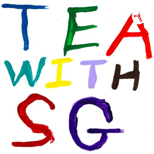 Cover art for podcast Tea with sg
