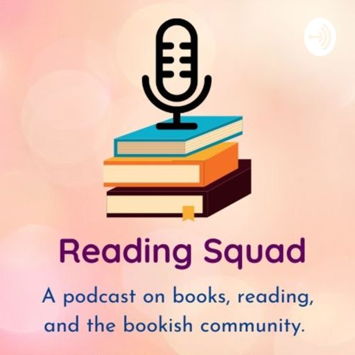 Cover art for podcast Reading Squad