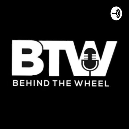 Cover art for podcast Behind The Wheel Podcast