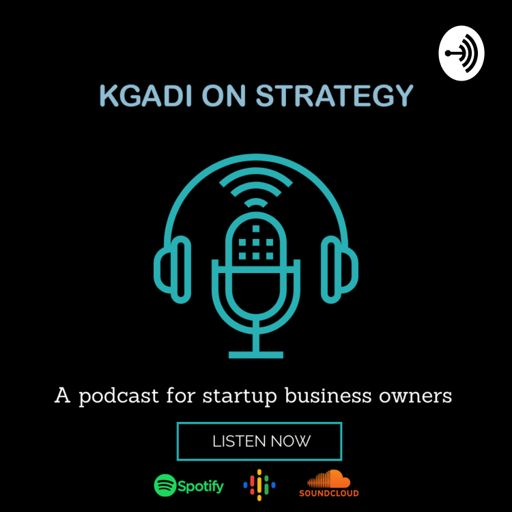 Cover art for podcast Kgadi on Strategy