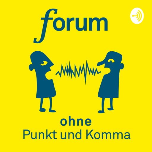 Cover art for podcast ohne Punkt und Komma