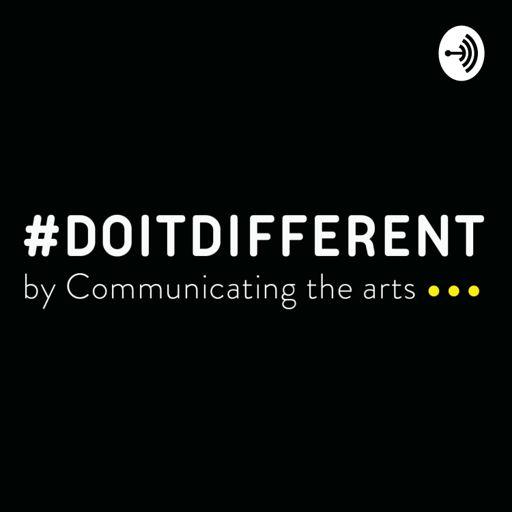 Cover art for podcast #Doitdifferent